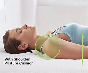 posture pillows the company store With best body pillow for shoulder pain