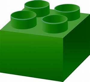 Dark Green LEGO BRICK vector data for free. | SVG(VECTOR ...
