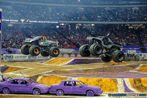 monster truck jam atlanta monster jam in atlanta ga monsters monthly