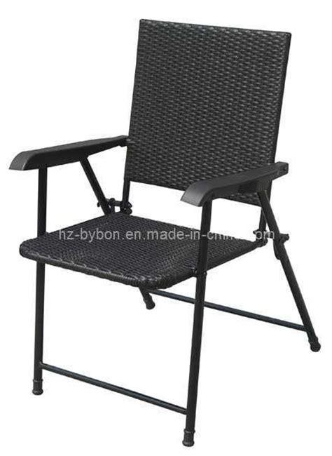 china resin wicker folding bistro chair c 019 china