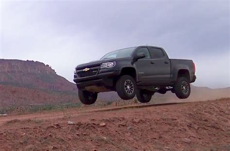 2017 Chevy Colorado Zr2 Catching Air Off Road Top 5