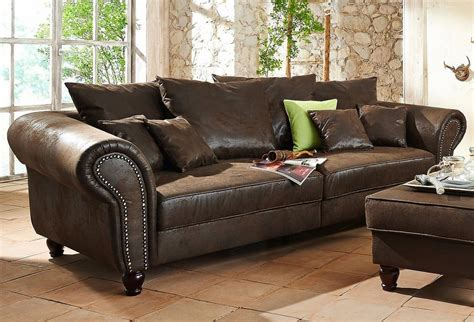 Home Affaire Big-sofa »bigby« Online Kaufen