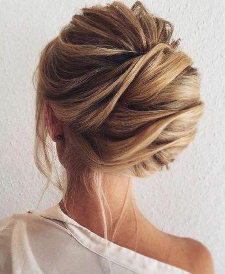hochsteckfrisuren mittellange haare halboffen frisur