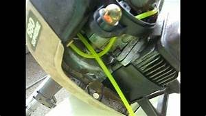 Fuel Line Replacement On Idc 580 Supreme Brush Trimmer