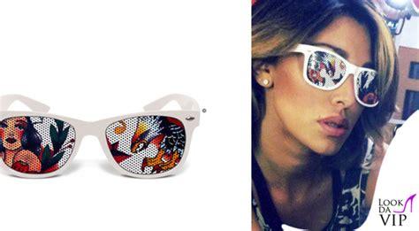Indossa il modello keren di l.g.r. Belen Rodriguez occhiali Nunettes 2 - Look da Vip