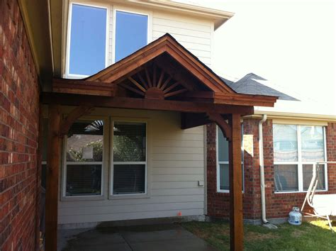 small sunburst patio cover mckinney hundt patio