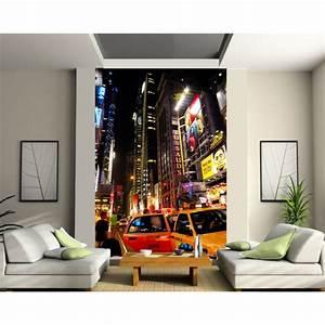 Papier Peint Sticker : papier peint g ant new york art d co stickers ~ Premium-room.com Idées de Décoration