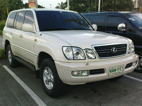 Lexus Lx470picture 11 Reviews News Specs Buy Car