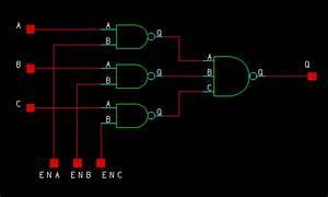 Multiplexer 8 To 1 Logic Diagram