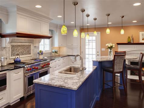 kitchen paint design ideas diy painting kitchen cabinets ideas pictures from hgtv