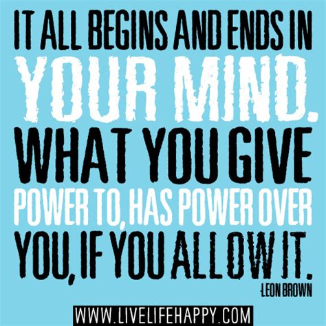 Power Mind Quotes