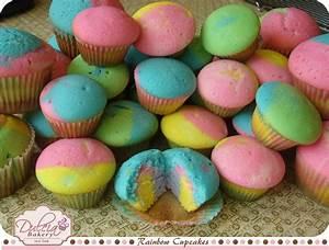 CupCake Ideas - Rainbow Cupcakes Cupcake Ideas For You