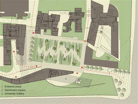 Elegant Square Sets The Stage For University Students Land8