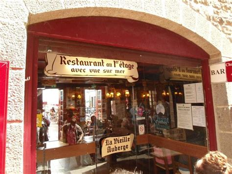restaurant mont michel la vieille auberge mont michel restaurant reviews phone number photos tripadvisor
