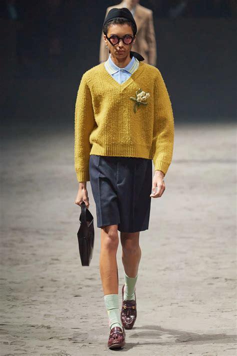 gucci fall menswear fashion show menswear