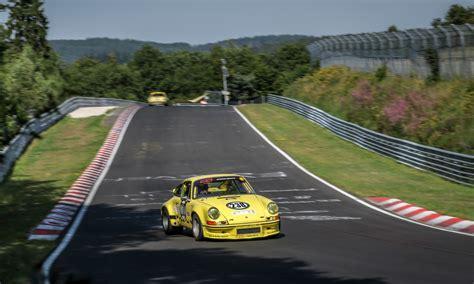 tuthill porsche  wins  nuerburgring historics
