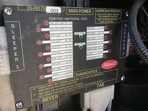 2003 Peterbilt 387 Fuse Box For Sale