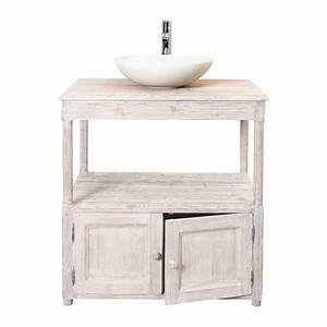 meuble vasque salle de bain style ancien 20170925030930 With salle de bain style ancien