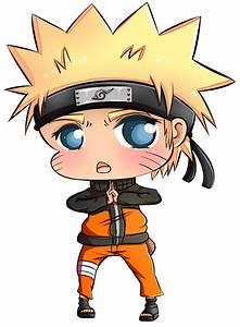 Chibi Naruto by Pink-Momoka on DeviantArt