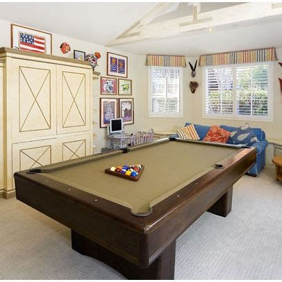 pool table in a small room small space w pool table lach basement pinterest