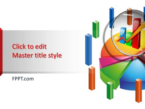 Free 3D Chart PowerPoint Template - Free PowerPoint Templates
