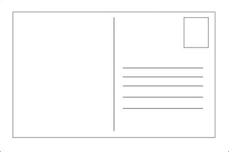 19 Postcard Templates Free Psd Eps Ai Format 34 Blank Postcard Templates Psd Vector Eps Ai Free Premium