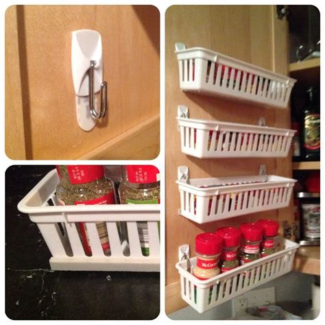 how organize kitchen best 25 diy spice rack ideas on storing 1742
