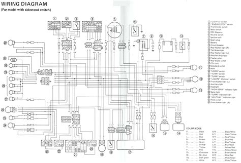 Yamaha V 650 Wiring Diagram Tach yamaha tachometer wiring diagram wiring diagram database