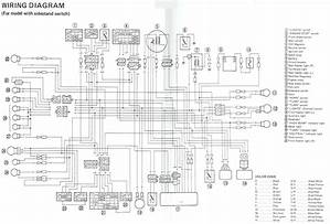 2000 Yamaha R6 Wiring Diagram Schematic 41465 Antennablu It