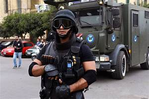 Egyptian security forces kill 10 suspected militants in ...