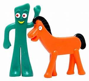 Gumby & Pokey Dolls | eBay
