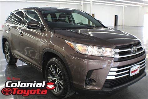 Toyota Of Milford by Used Toyota Highlander Milford Ct