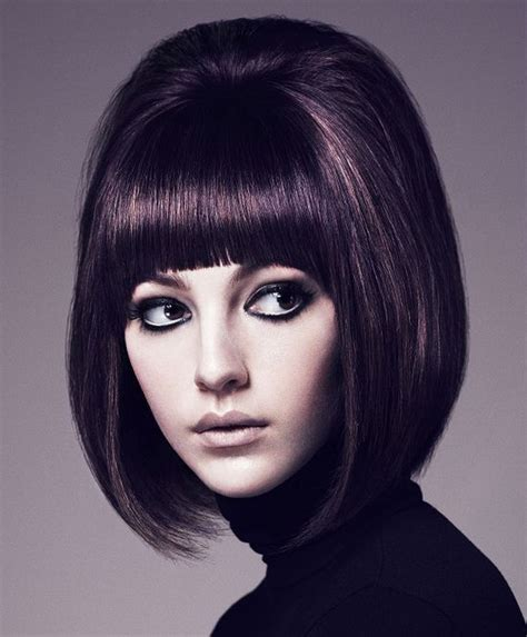 Retro 60s Hairstyles retro 60s inspired hairstyle hair styles and colors