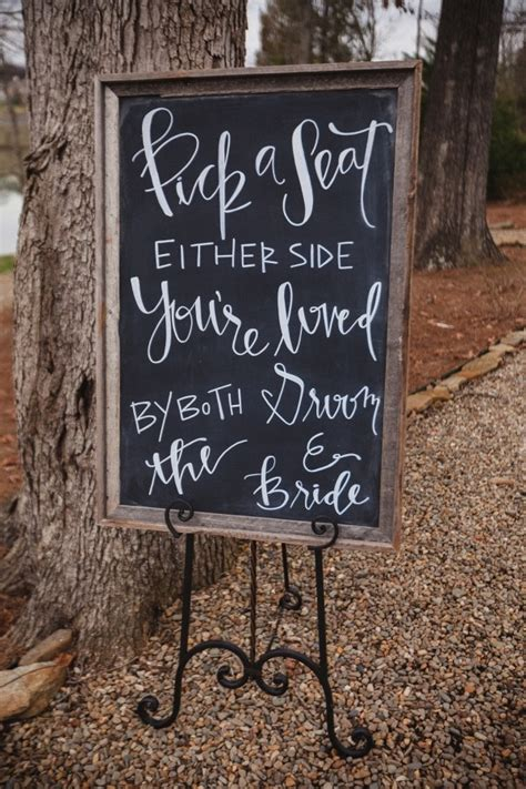 sign ideas rustic marquee wedding in yorkshire with a lavender and dove grey colour scheme with bride in