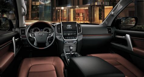 Land Cruiser Interior by Interior Toyota Land Cruiser 200 Vx R Ae Spec Uzj200
