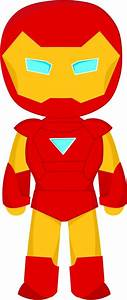 Baby Clipart Iron Man 2350249