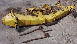 John Deere 855 72 Mower Deck Parts
