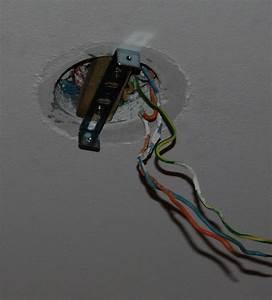 Comment Installer Un Lustre : fixation lustre boitier dcl ~ Dailycaller-alerts.com Idées de Décoration
