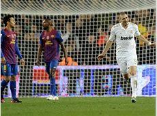 Diashow Real Madrid vs FC Barcelona Die Rekordtorschützen