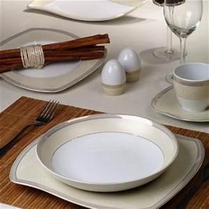 Service De Vaisselle : vaisselle service de table service de table en verre ~ Voncanada.com Idées de Décoration