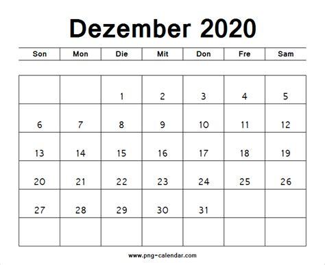 kalender dezember zum ausdrucken frei png kalender vorlage