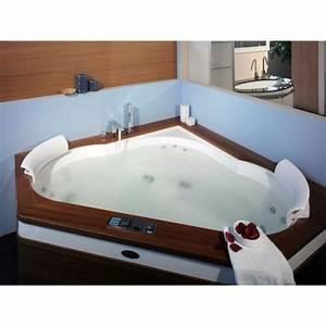 Baignoire Pour Deux : les baignoires 2 places ~ Premium-room.com Idées de Décoration