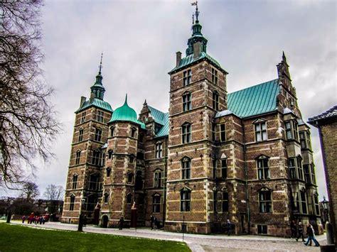 Rosenborg Castle Copenhagen Denmark Rosenborg Castle In