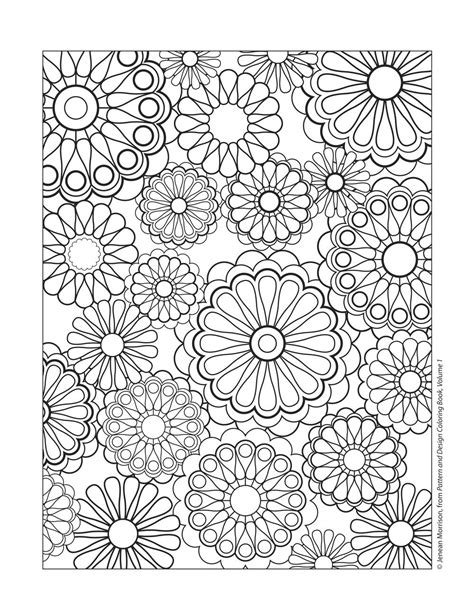 design patterns coloring pages  coloring pages