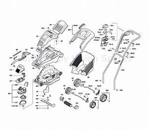 Viking Lawn Mower Parts Diagram