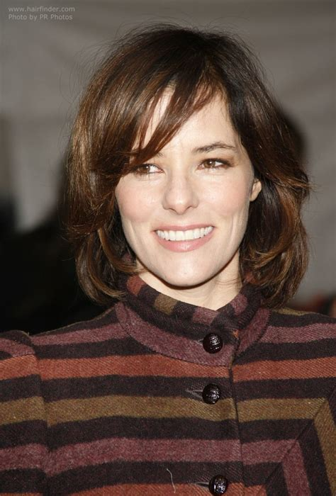 parker posey  fixer  easy   medium length