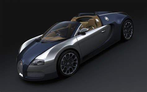 2019 Bugatti Veyron Grand Sport Sang Bleu  Car Photos