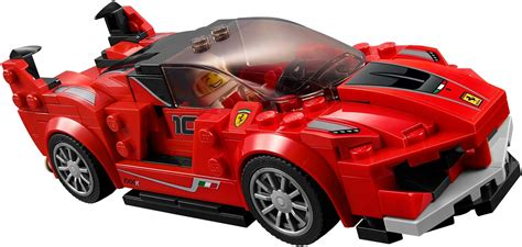 Push the boundaries of technological innovation at the development center with the lego speed champions version of the ferrari fxx k. LEGO SPEED CHAMPIONS 75882 FERRARI FXX K TUNELaero 7712651751 - Allegro.pl