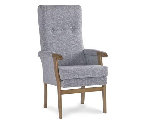 chesterton high back fireside chair
