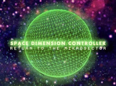 Space Dimension Controller Announces Massive, Laser